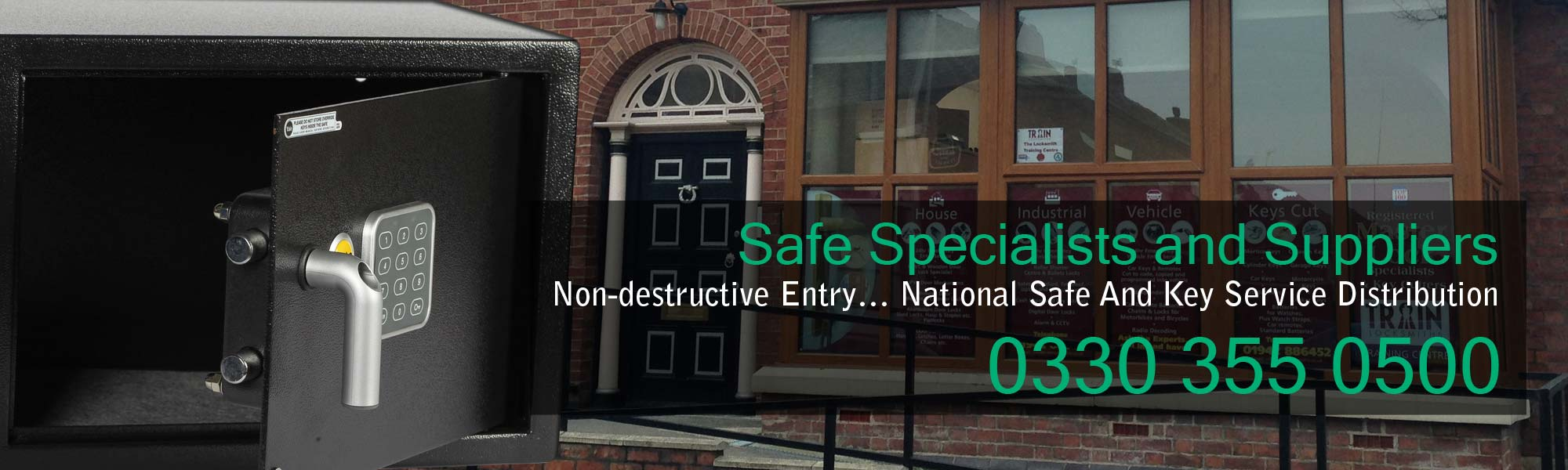 Safe Specialists and Suppliers